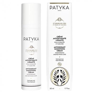 Patyka Crème Antioxydante Lissante Texture Universelle