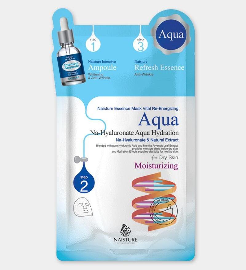 Naisture Essence Sheet Mask Aqua