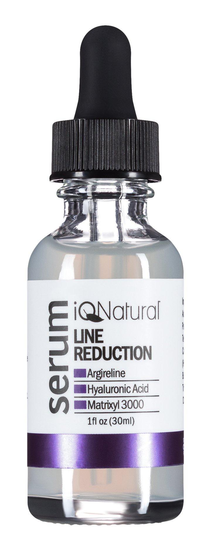 iQ Natural Line Reducing - Argireline Serum