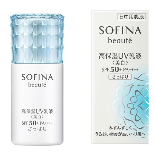 Sofina Beaute Whitening Uv Cut Emulsion Light Spf50+ Pa++++