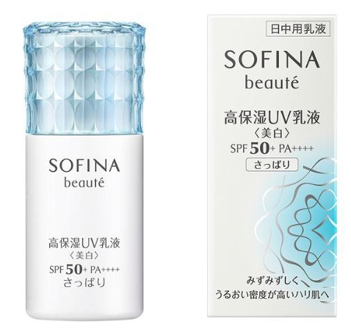Sofina Beaute Whitening Uv Cut Emulsion Light Spf50+ Pa++++