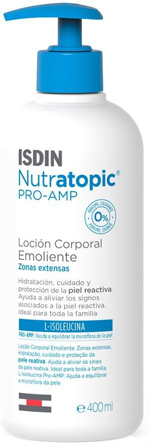 ISDIN Nutratopic Pro-Amp Loción Corporal Emoliente