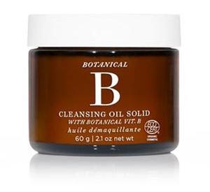 One Love Organics Botanical B Cleansing Oil Solid