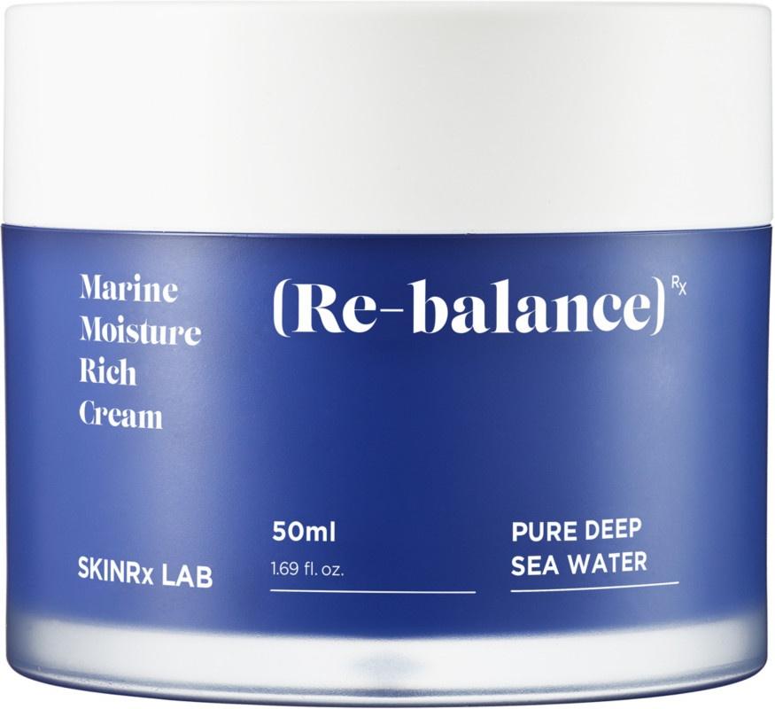 SKINRx LAB Marine Moisture Rich Cream