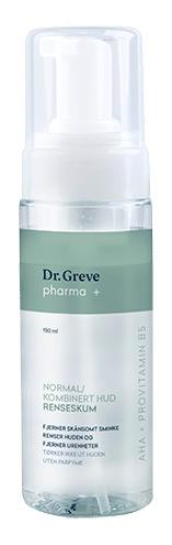 Dr. Greve pharma + Renseskum Normal/Kombinert Hud