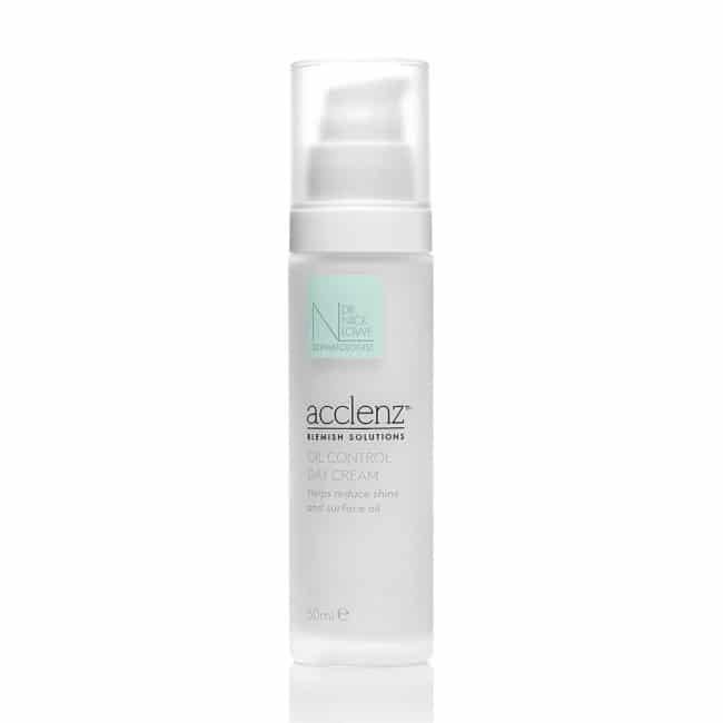 Dr Nick Lowe Acclenz Oil Control Day Cream