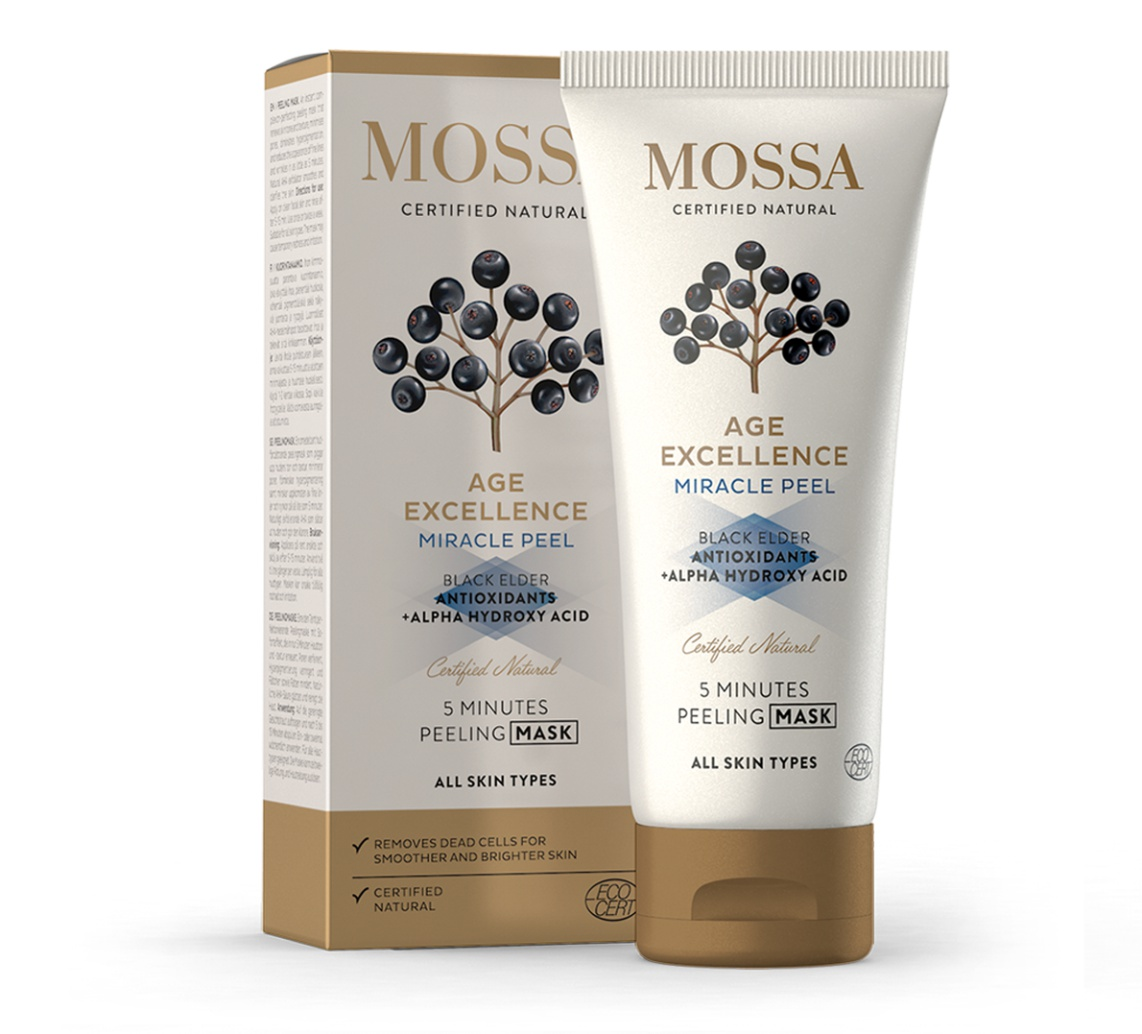 Mossa Age Excellence Peeling Mask