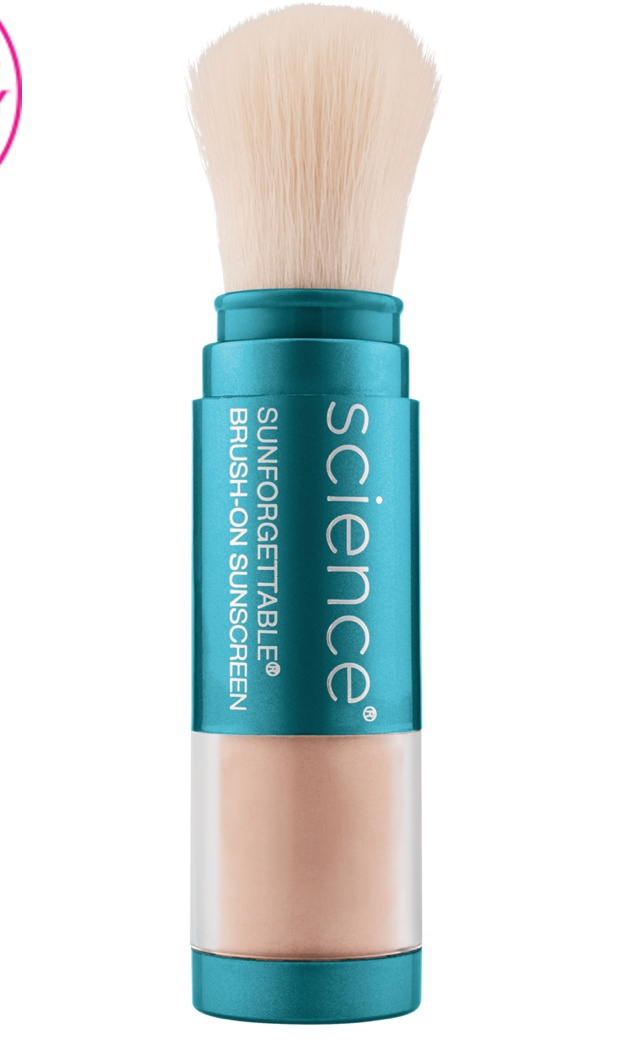 Colorscience Sunforgettable Total Protection Brush-On Shield Spf 50