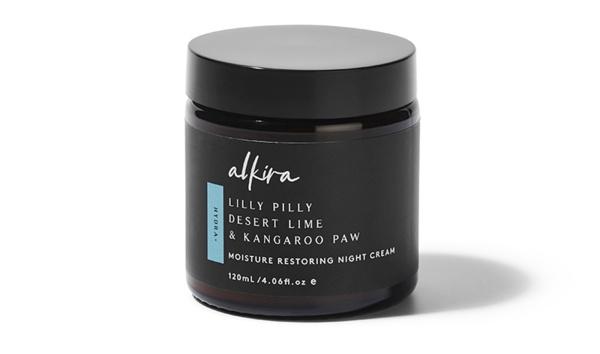 Alkira Moisture Restoring Night Cream