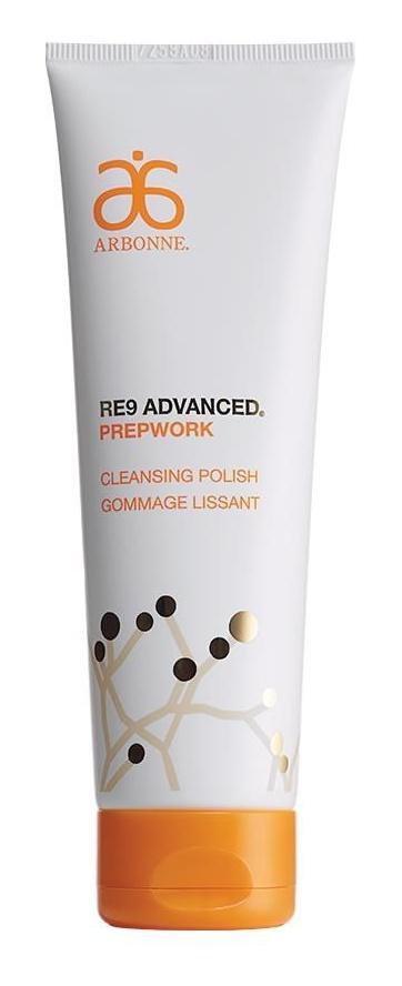 Arbonne Re9 Advanced Prepwork Cleansing Polish