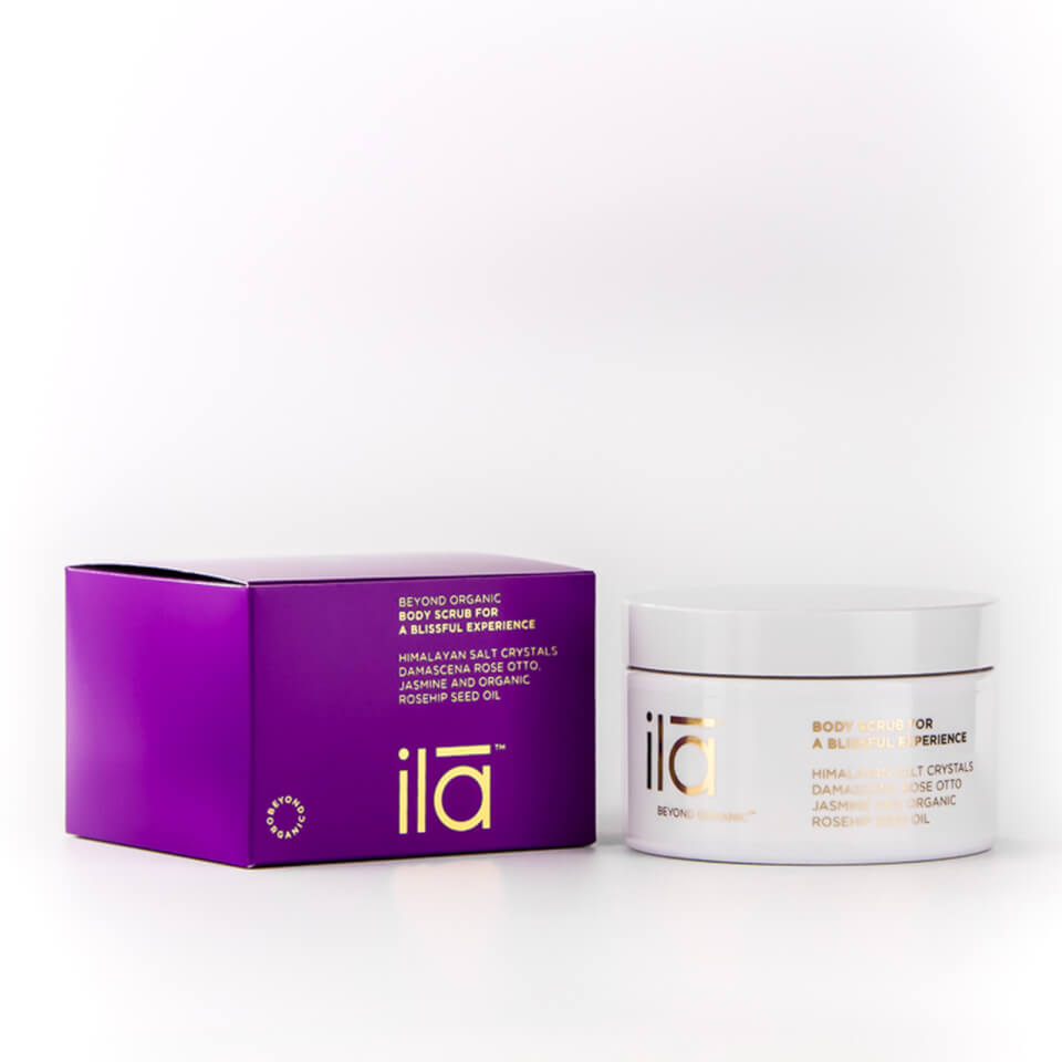 ila-spa Body Scrub for a Blissful Experience