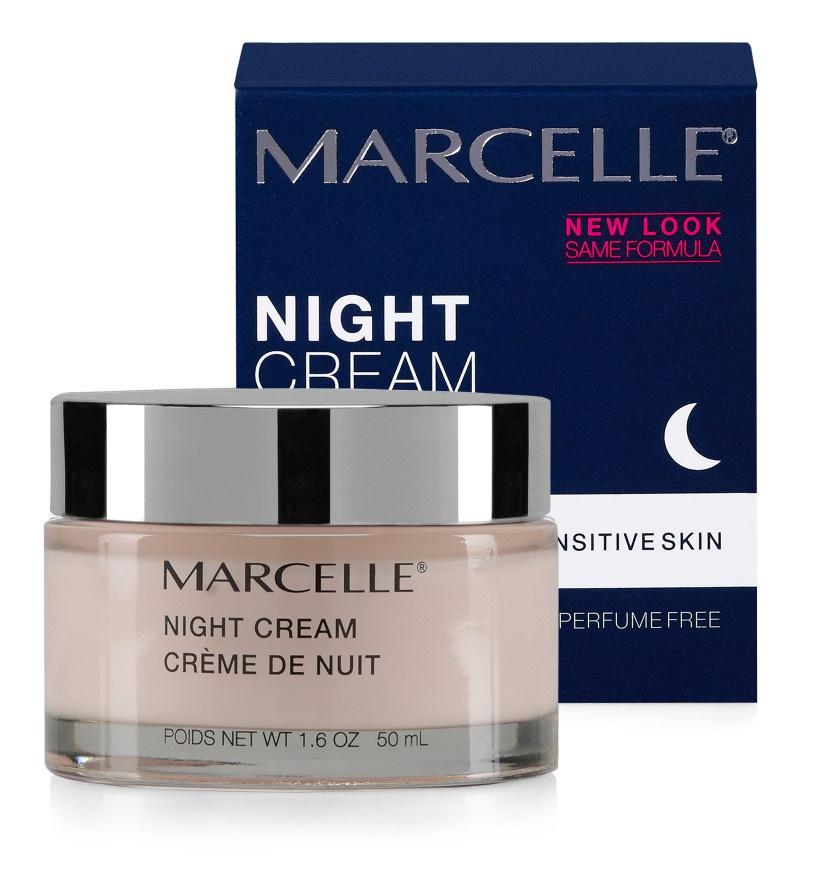 Marcelle Night Cream