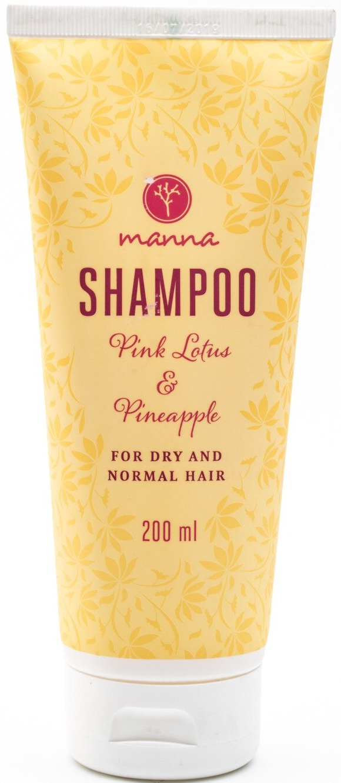 Manna Pink Lotus & Pineapple Shampoo