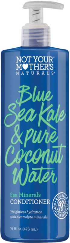 not your mother's Blue Sea Kale & Pure Coconut Water Sea Minerals Conditioner
