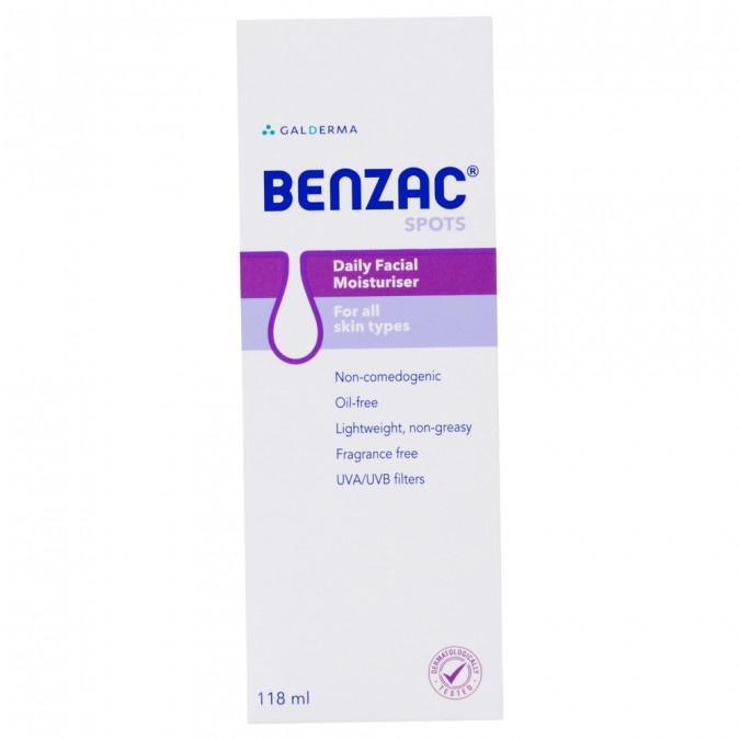 BENZAC Daily Facial Moisturiser SPF 15