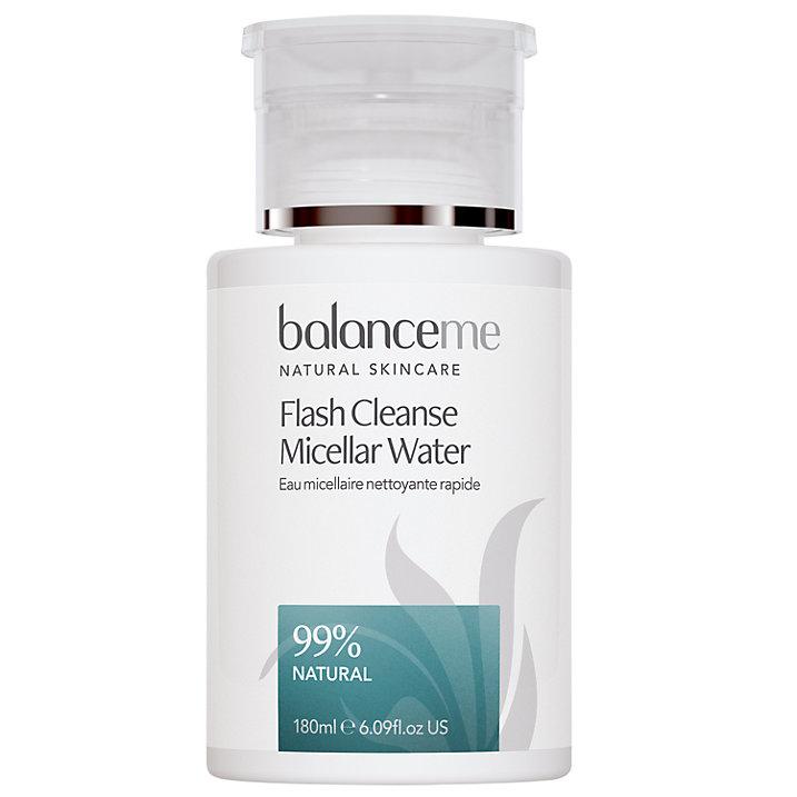 Balance Me Flash Cleanse Micellar Water