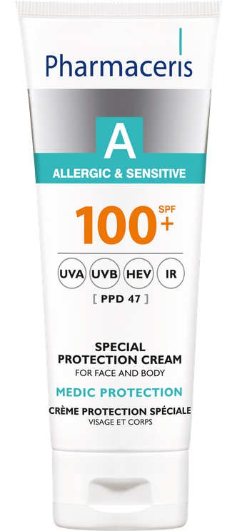 Pharmaceries A Medic Protection Special Protection Cream Spf 100+
