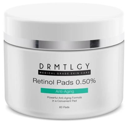 DRMTLGY Retinol Pads 0.50%