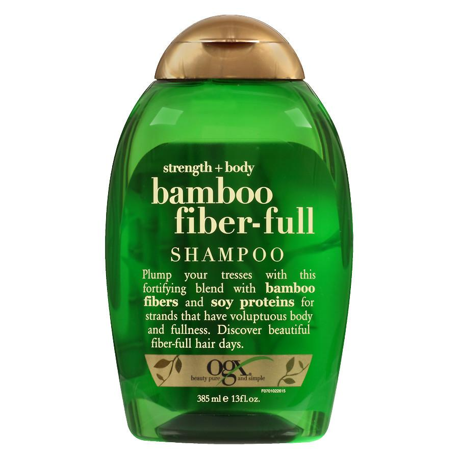 OGX Strength & Body Bamboo Fiber-Full Shampoo