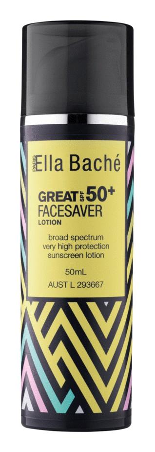 Ella Baché Great Spf50+ Facesaver Lotion