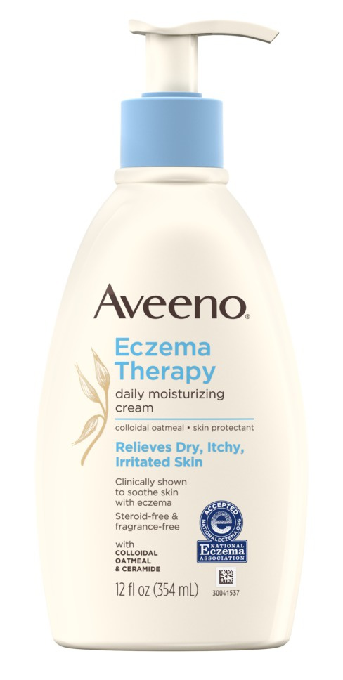 Aveeno Eczema Therapy Daily Moisturizing Cream With Colloidal Oat & Ceramide