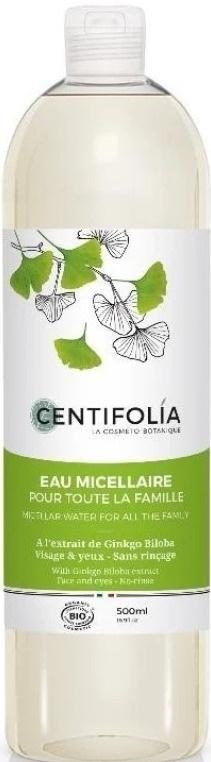 CENTIFOLIA Micellar Water