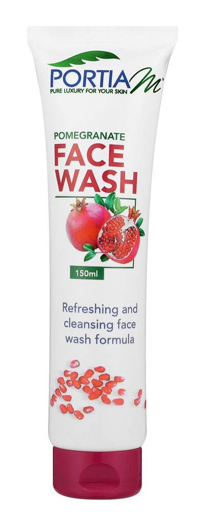 Portia M Pomegranate Face Wash