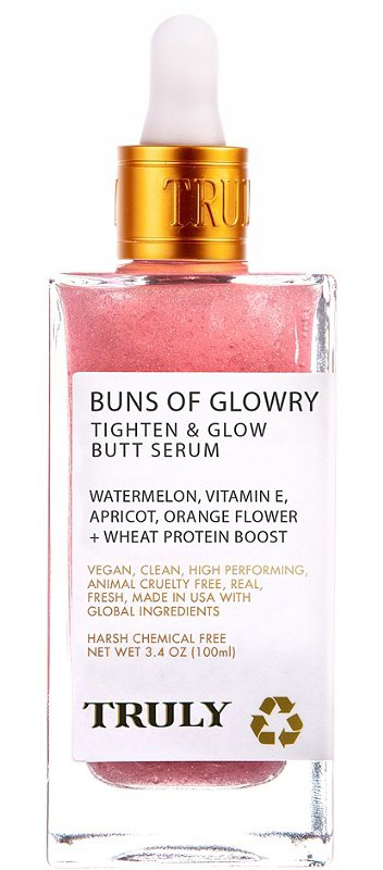 Truly Buns Of Glowry Glow & Tighten Butt Serum