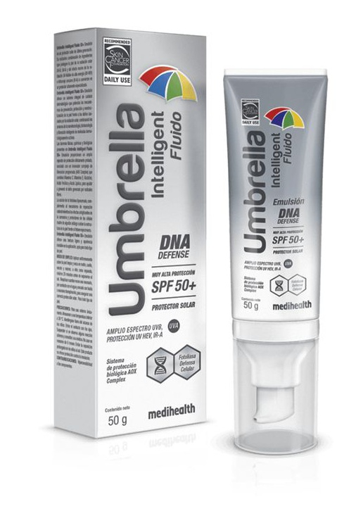 Medihealth Umbrella Intelligent Fluido SPF 50+