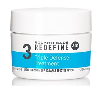 Rodan + Fields Redefine Triple Defense Treatment Spf 30