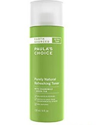 Paula's Choice Skincare Earth Sourced Purely Natural Refreshing Toner
