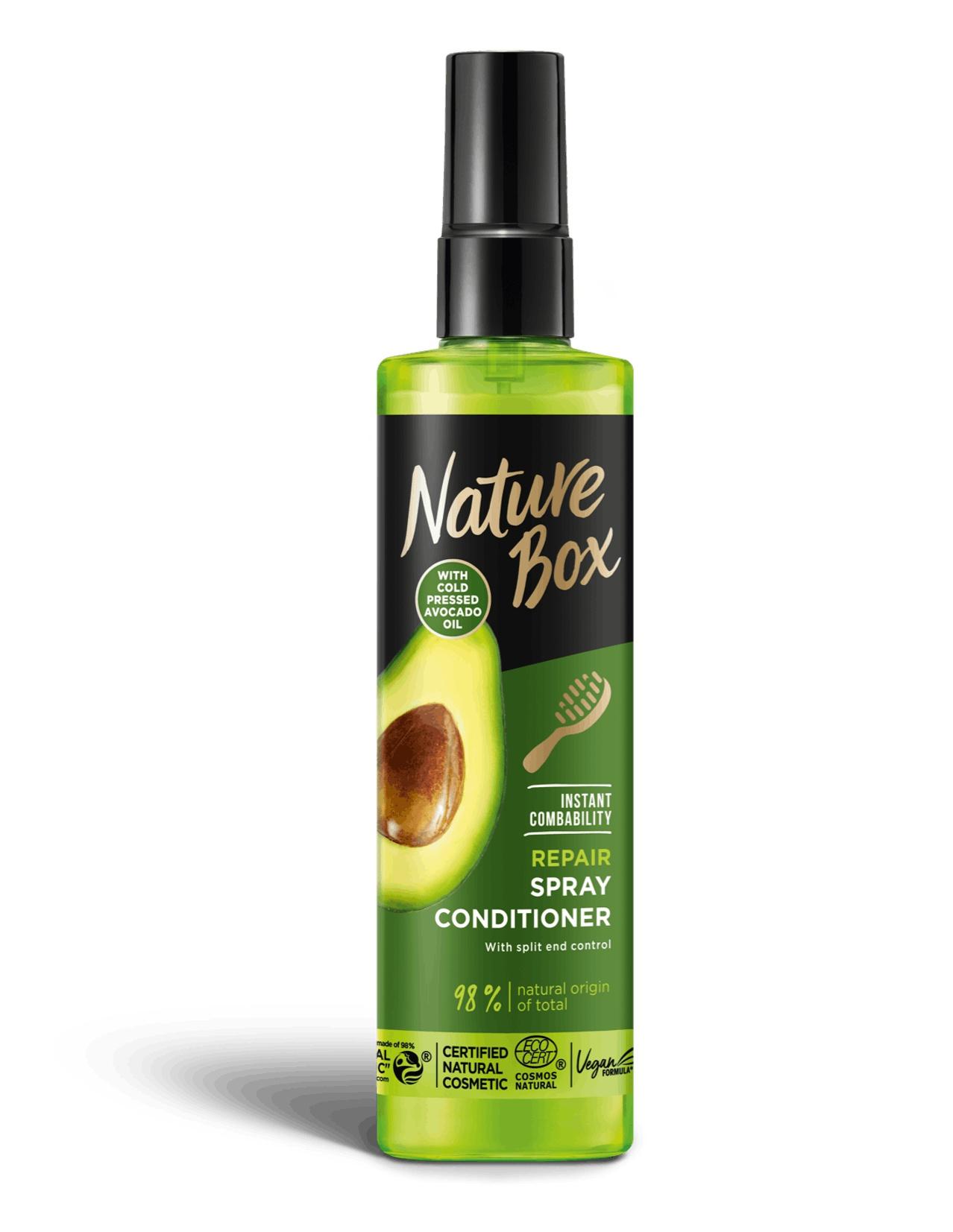 Nature box Repair Spray Conditioner Avocado Oil