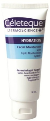 CÉLETEQUE DERMOSCIENCE Hydration Facial Moisturizer