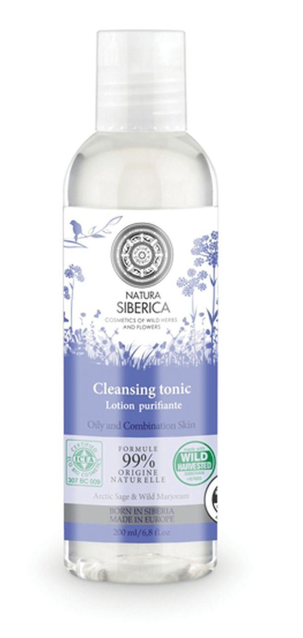 Natura Siberica Cleansing Tonic Oily-Combination Skin