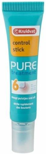 Kruidvat Pure Treatment Step 6 Control Stick