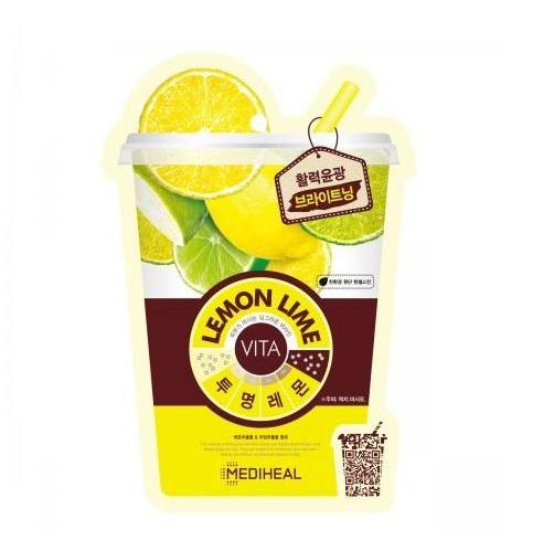 Mediheal Lemon Lime Vita Sheet Mask