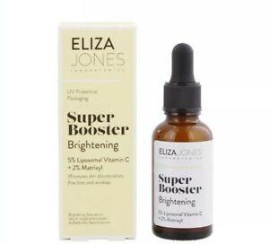 Eliza Jones Super Booster Brightening Serum with Vitamin C