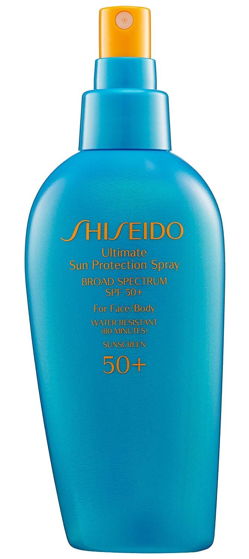 Shiseido Ultimate Sun Protection Spray Broad Spectrum Spf 50+ For Face/Body