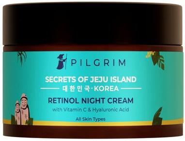 Pilgrim Retinol Night Cream