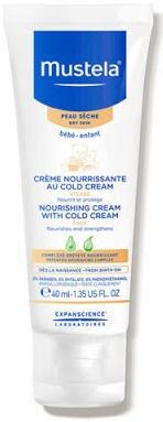 Mustela Nourishing FACE Cream with Cold Cream