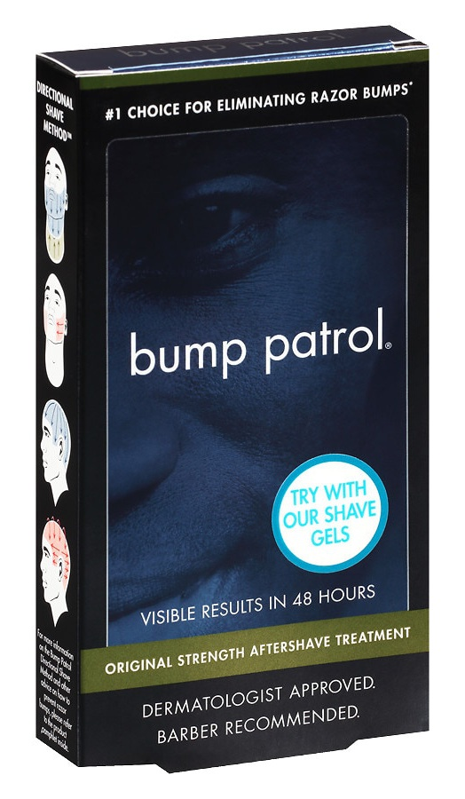 Bump Patrol Aftershave Razor Bump & Burn Treatment
