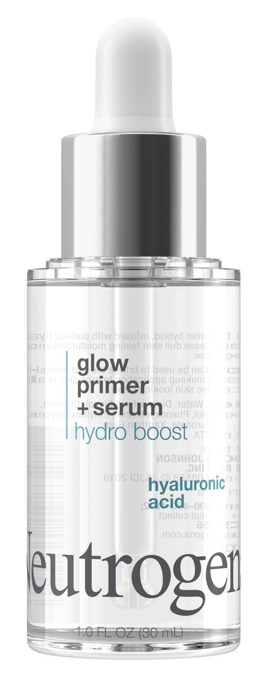 Neutrogena Hydro Boost Glow Primer + Serum