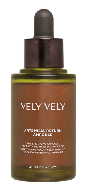 Vely Vely Artemisia Return Ampoule