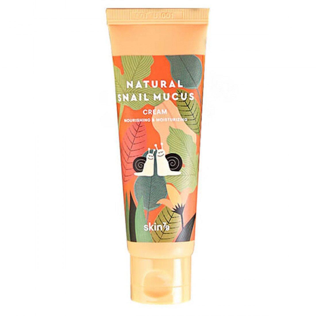 Skin79 Natural Snail Mucus Cream
