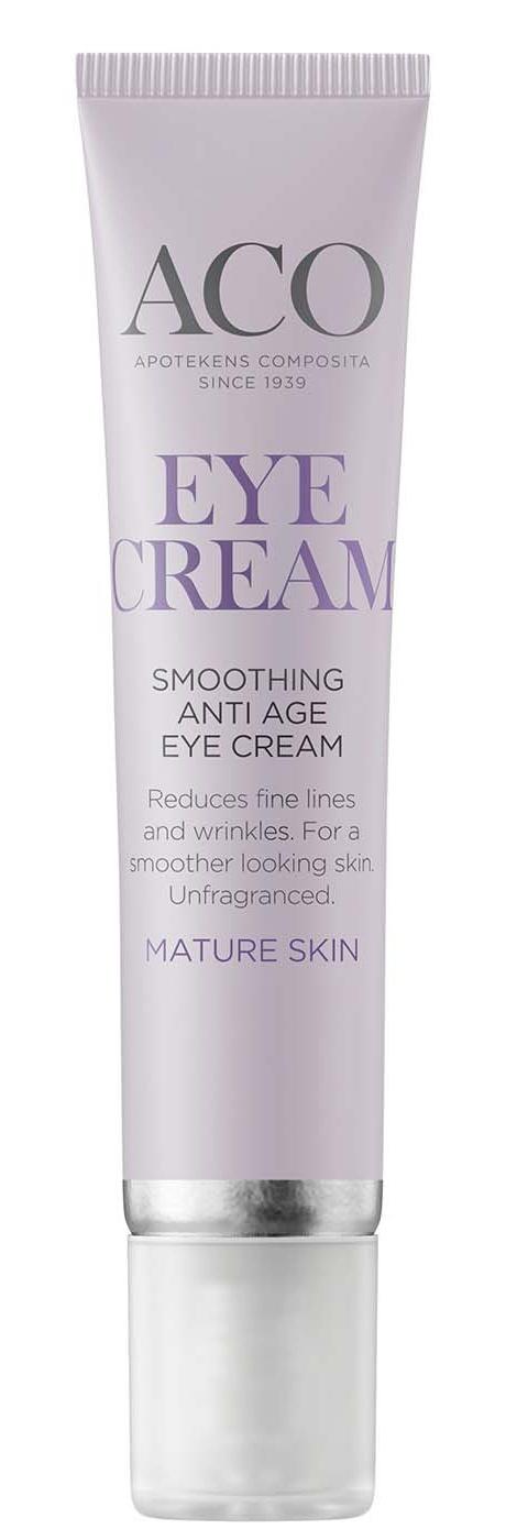 ACO Face Smoothing Anti Age Eye Cream
