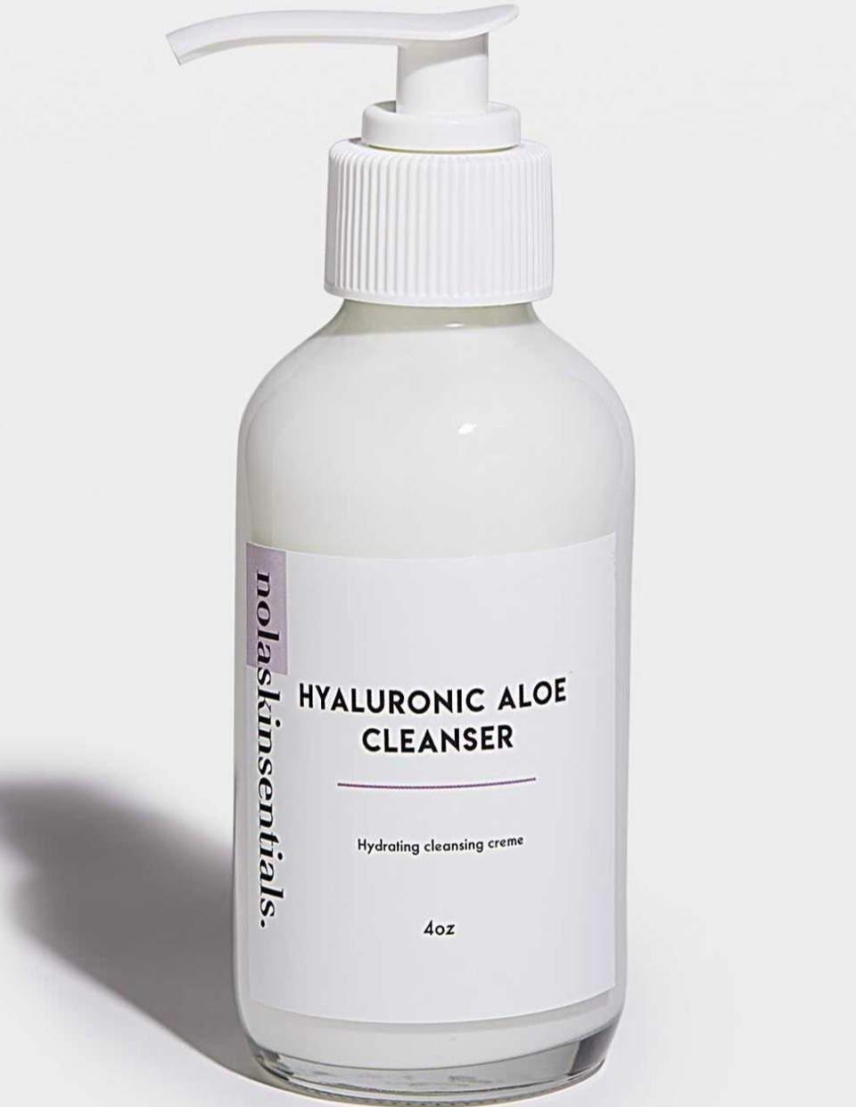 Nolaskinsentials Hyaloronic Aloe Cleanser