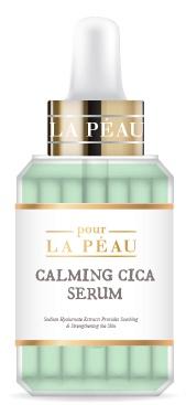 Pour la peau Calming Cica Serum