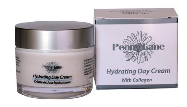 Penny Lane Organics Anti-Wrinkle Hydrating Day Cream - For Mature Skin