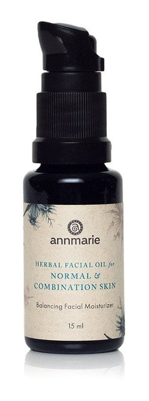 Annmarie SkinCare Herbal Facial Oil For Normal & Combination Skin
