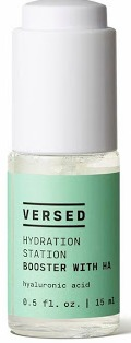 Versed Hydration Station Booster With Hyaluronic Acid Facial Treatment